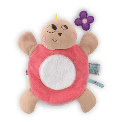 Kaloo Doudou marionnette nopnop mimi tortue