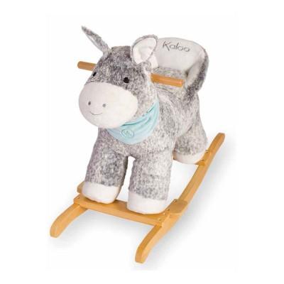 Kaloo Jouet à bascule : l'âne régliss