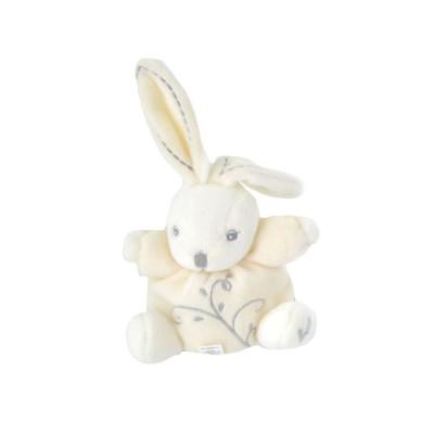 Kaloo Kaloo Perle : Mini Patapouf 12 cm lapin crème