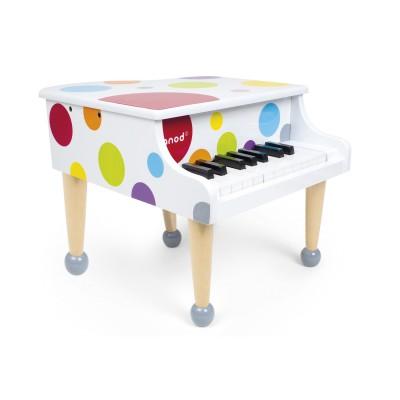 Janod Piano à queue Confetti
