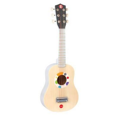 Janod Guitare Confetti naturel