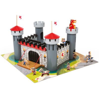 Janod Château fort Dragon