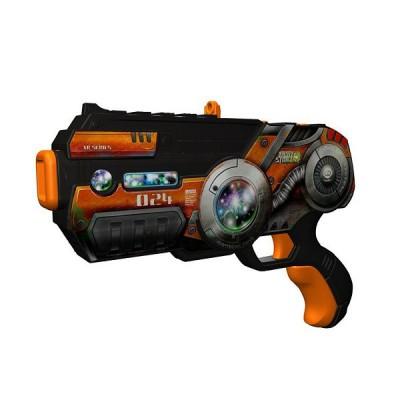 WowWee Pistolet laser avec cible Light Strike Striker : Humanoid Technology