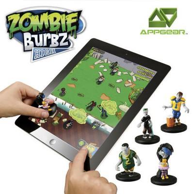 WowWee Jeu pour application mobile Appgear - Zombie Burbz : High School