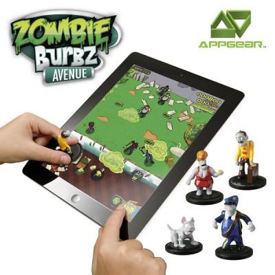 WowWee Jeu pour application mobile Appgear - Zombie Burbz : Avenue