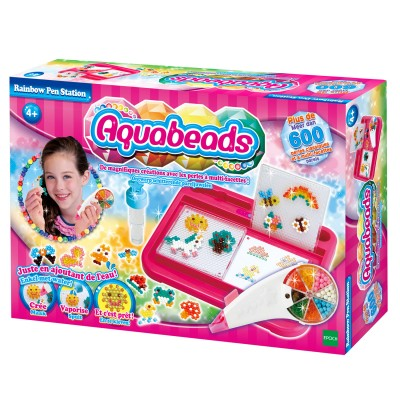 Aquabeads Aquabeads : rainbow pen station