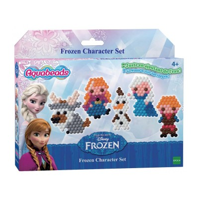 Aquabeads Perles Aquabeads : Set de personnages La Reine des Neiges (Frozen). Perles Aquabeads : Set de personnages La Reine des Neiges (Frozen)