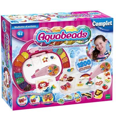 Aquabeads Aquabeads : mallette d'artiste