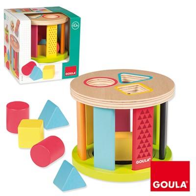 Goula Ma première boîte à formes