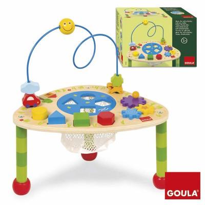 Goula Table d'activités