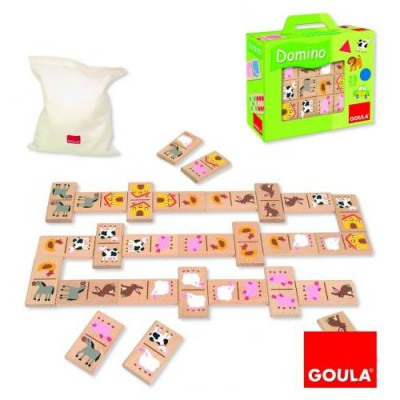 Goula Dominos ferme