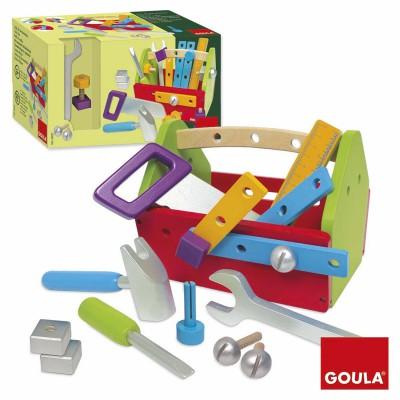 bo te outils goula magasin de jouets pour enfants. Black Bedroom Furniture Sets. Home Design Ideas