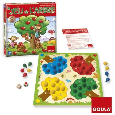 jeu de l 39 arbre goula magasin de jouets pour enfants. Black Bedroom Furniture Sets. Home Design Ideas