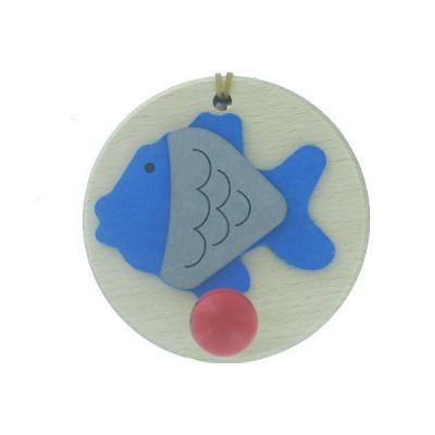 Selecta Porte-Manteaux tierino : poisson