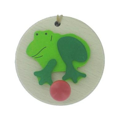 Selecta Porte-Manteaux tierino : grenouille