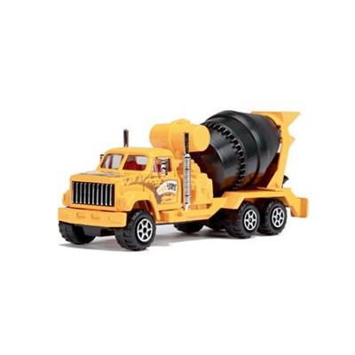 V hicule de chantier majoteams camion toupie majorette - Camion toupie playmobil ...