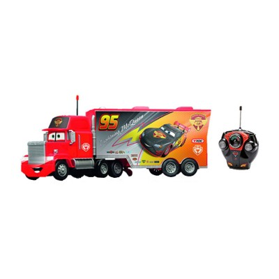 Majorette Turbo Truck radiocommandé Cars