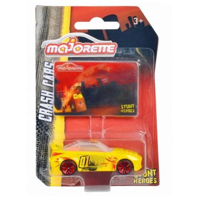 Majorette Voiture majorette stunt heros crash cars