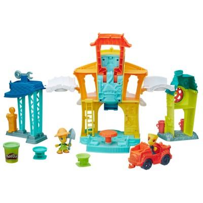 Play-Doh Pâte à modeler PlayDoh Town : La ville