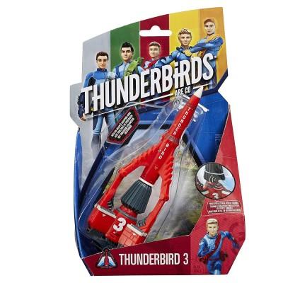 Vivid Fusée tb3 thunderbirds les sentinelles de l'air