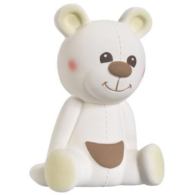 Vulli Hochet animal en caoutchouc : Gabin l'ours