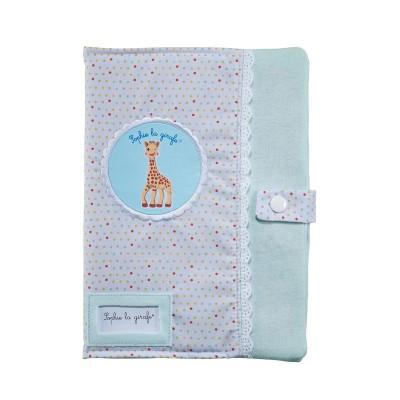 Vulli Protège carnet de santé Sophie la Girafe