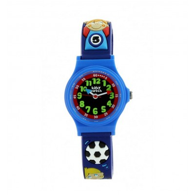Baby Watch montre abécédaire : soccer