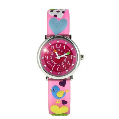 Baby Watch montre baby watch zap pédagogique : love love