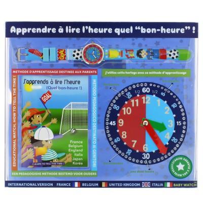 Baby Watch montre coffret bon-Heure : goal