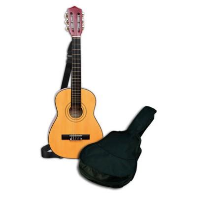 Bontempi Guitare classique en bois 75 cm