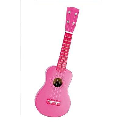 Guitare ukulele en bois igirl bontempi magasin de for Porte ukulele