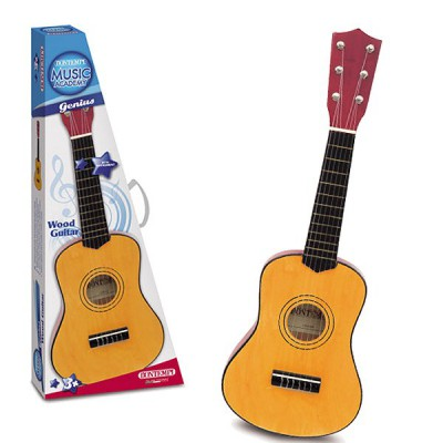 guitare en bois 55 cm bontempi magasin de jouets pour. Black Bedroom Furniture Sets. Home Design Ideas