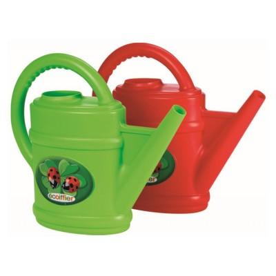 Ecoiffier Arrosoir de jardin 3,5 L : Vert (à l'unité)