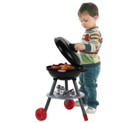 Ecoiffier Barbecue noir