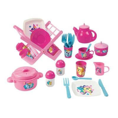 Ecoiffier Accessoires de dinette : My Little Pony