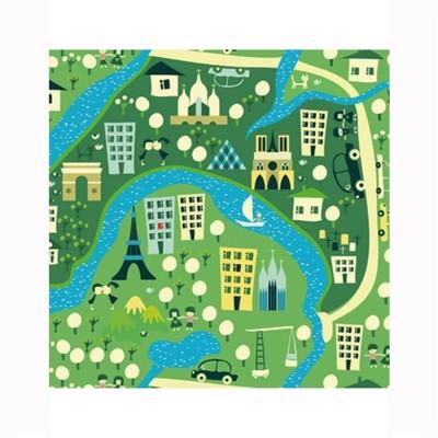 Puzzle Michèle Wilson Puzzle d'art en bois 30 pièces Michèle Wilson Cuzzles Paris : Un tour à Paris