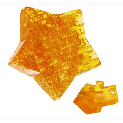 Hcm Kinzel puzzle 3d - 37 pièces - etoile