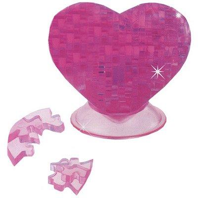 Hcm Kinzel puzzle 3d - 46 pièces - coeur