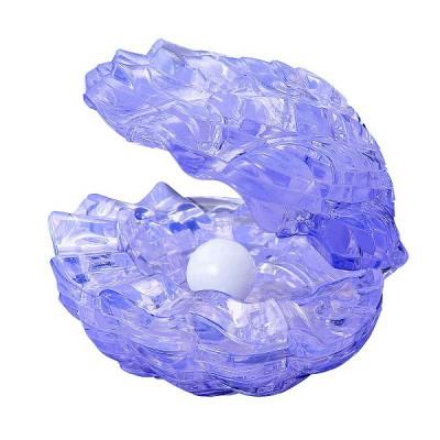 HCM Kinzel Puzzle 3D - 48 pièces : Huître avec perle