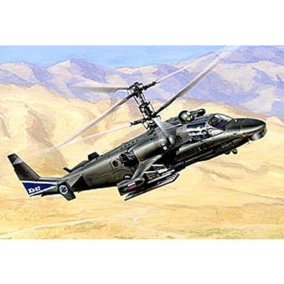 Zvezda Maquette hélicoptère: kamov ka - 52 alligator