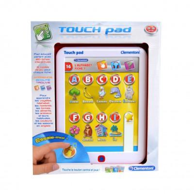 Clementoni Jeu électronique : Touch Pad