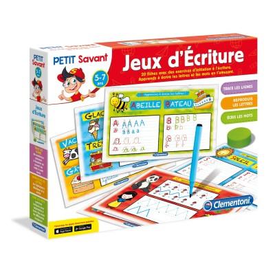 jeu ducatif agitateur de neurones jeux d 39 criture clementoni magasin de jouets pour enfants. Black Bedroom Furniture Sets. Home Design Ideas