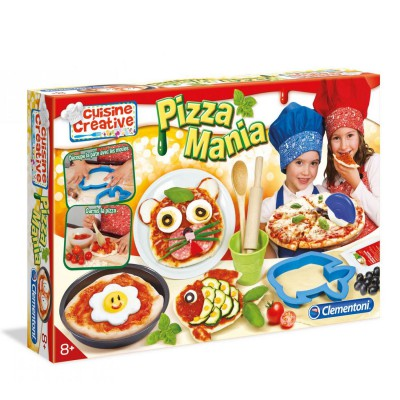 Clementoni Cuisine créative : Pizza Mania