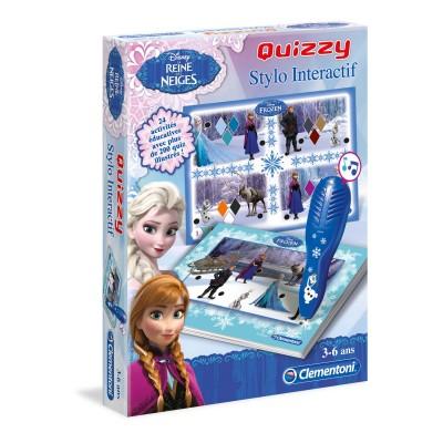 Clementoni Quizzy La Reine des Neiges - Frozen