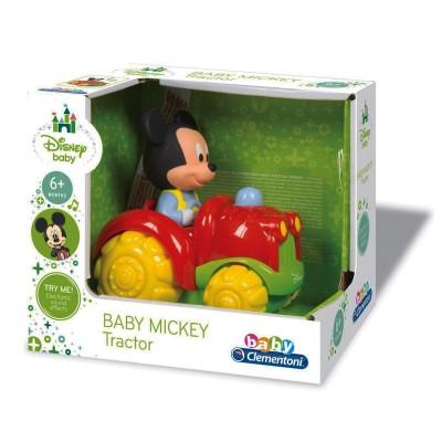 Clementoni Tracteur musical de mickey