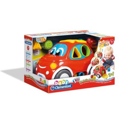 Clementoni Ma voiture formes et couleurs