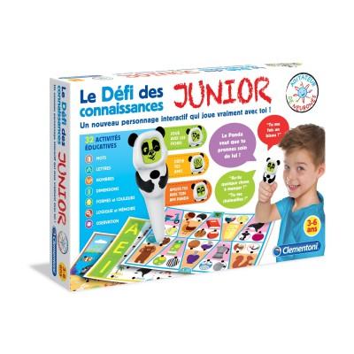 Clementoni Le Défi des Connaissances Junior