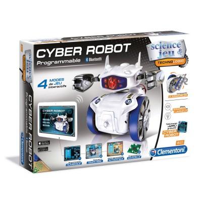Clementoni Science et jeu : Mon Cyber Robot