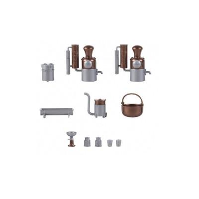 Faller Modélisme : accessoires - équipement de distillerie
