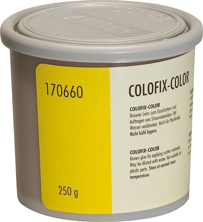 Faller Matériel de modélisme - colle : colofix color 250 g